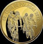 Zestaw 7 monet 2012 - 65.Tour de Pologne w sklepie internetowym Numizmatyka24.pl