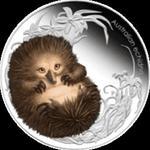 Australia - 2013, 50 cents - Dzieci Buszu II - Echidna w sklepie internetowym Numizmatyka24.pl
