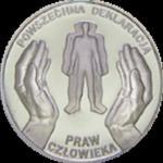 10 zł 1998 Deklaracja Praw Człowieka w sklepie internetowym Numizmatyka24.pl