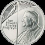 10 zł 1999 Papież Pielgrzym w sklepie internetowym Numizmatyka24.pl