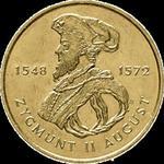 2 zł 1996 Zygmunt II August w sklepie internetowym Numizmatyka24.pl