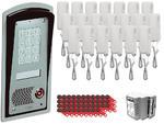 Zestaw 20-rodzinny Radbit Panel Domofonu cyfrowego wielorodzinnego czytnik kod KEC-4 MOD DALLAS w sklepie internetowym ivel.pl