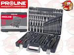 58217 Zestaw kluczy 1/4, 3/8, 1/2cala 3.5-32mm i płasko-oczkowe 8-19mm Proline w sklepie internetowym Pajm.pl
