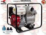"""KTH80X Pompa spalinowa szlamowa KOSHIN z silnikiem HONDA 1340 l/min 2,7 ATM 3"""" KTH 80 X +GRATIS* w sklepie internetowym Pajm.pl"""