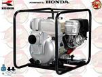 """KTH100X Pompa spalinowa szlamowa KOSHIN z silnikiem HONDA 1600 l/min 2,5 ATM 4"""" KTH 100 X +GRATIS* w sklepie internetowym Pajm.pl"""