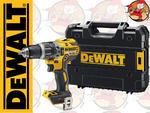 DCD796NT-XJ DEWALT Kompaktowa wiertarko-wkrętarka z udarem XR 18 V Li-Ion z silnikiem bezszczotkowym - bez akumulatora i ładowarki DCD 796 NT w sklepie internetowym Pajm.pl