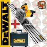 DWS520KTR-QS Pilarka tarczowa-zagłębiarka Dewalt + GRATIS szyna 1,5m DWS 520 K w sklepie internetowym Pajm.pl