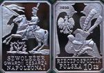 10 zł, Szwoleżer Gwardii Cesarza Napoleona I - historia jazdy w sklepie internetowym enumizmatyczny.pl