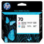 Głowica HP 70 / C9405A Light Cyan Light Magenta do drukarek (Oryginalna) w sklepie internetowym Profibiuro.pl