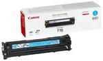 Toner Canon CRG- 718C Cyan do drukarek (Oryginalny) [2.9k] w sklepie internetowym Profibiuro.pl