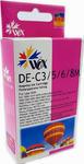 Tusz WOX-C3EMN Magenta do drukarek Canon (Zamiennik Canon BCI-3eM) [14.5ml] w sklepie internetowym Profibiuro.pl