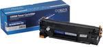 Toner LH436A Czarny do drukarek HP (Zamiennik HP 36A / CB436A) [2k] w sklepie internetowym Profibiuro.pl