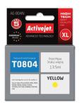 Tusz AE-804 Yellow do drukarki Epson (Zamiennik Epson T0804) [13.5 ml] w sklepie internetowym Profibiuro.pl