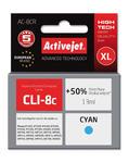 Tusz ACR-8C Cyan do drukarki Canon (Zamiennik Canon CLI-8C) w sklepie internetowym Profibiuro.pl