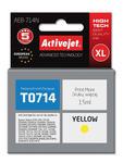 Tusz AEB-714 Yellow do drukarki Epson (Zamiennik Epson T0714, Espon T0894) [15 ml] w sklepie internetowym Profibiuro.pl