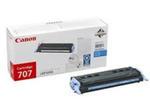 Toner Canon CRG-707C Cyan kopiarek (Oryginalny) w sklepie internetowym Profibiuro.pl