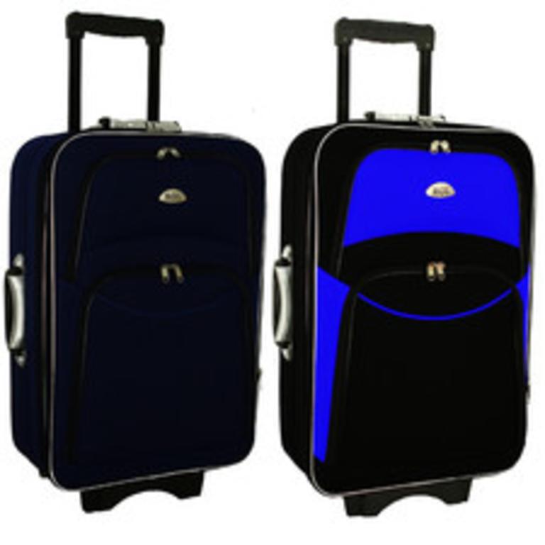 ac1001a63b497 Walizka kabinowa Ryanair Wizzair 55x40x20 bagaż podręczny 773 L w sklepie  internetowym BucikSklep. Powiększ zdjęcie