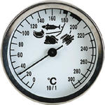 Wskaźnik temperatury -0°C÷300°C w sklepie internetowym Gastrobest.pl