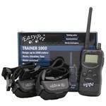 Obroża elektryczna do tresury 2 psów - EasyPet TRAINER 1000 w sklepie internetowym EasyPet.pl