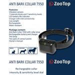 ZooTop T-950 elektryczna obroża antyszczekowa dla psa w sklepie internetowym EasyPet.pl