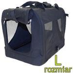 Transporter składany Canvas Carrier - przenośna buda dla psa w sklepie internetowym EasyPet.pl