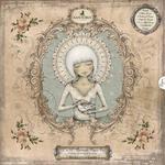Zestaw papierów do scrapbookingu, Santoro Mirabelle 3, 200 g/m2, 36 szt. [60-238-000] w sklepie internetowym KreatywnySwiat.pl