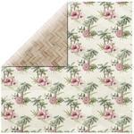 Papier do scrapbookingu: Aloha - tropikalne, 30,5x30,5 cm [60-717-000] w sklepie internetowym KreatywnySwiat.pl