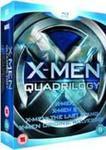 X-Men Quadrilogy - X-Men / X-Men 2 / X-Men: The Last Stand / X-Men Origins: Wolverine (Blu-Ray) Hugh Jackman, Patrick Stewart w sklepie internetowym Ukarola.pl