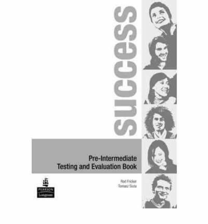success pre-intermediate students book решебник
