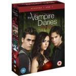 The Vampire Diaries Seasons 1-2 Complete Pamiętniki wampirów DVD w sklepie internetowym Ukarola.pl