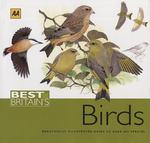 Best Of Britain's Birds Beautifully Illustrated Guide to Over 250 Species Sterry Paul AA Publishing w sklepie internetowym Ukarola.pl