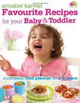 Favourite Recipes for Your Baby and Toddler w sklepie internetowym Ukarola.pl