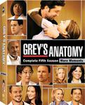 Grey's Anatomy: The Complete Fifth Season w sklepie internetowym Ukarola.pl