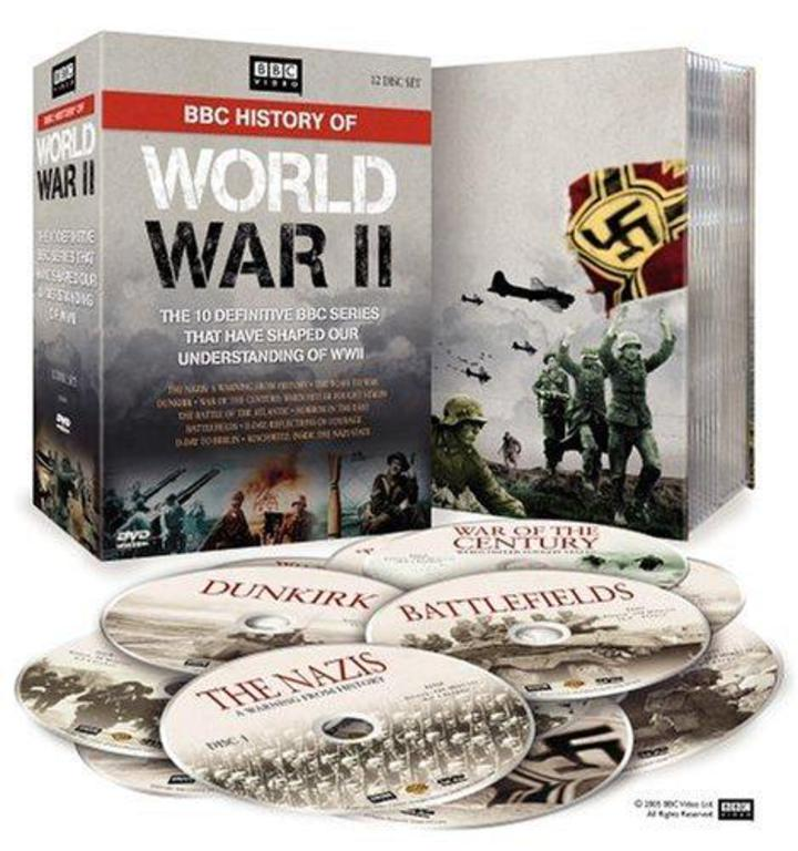 a history of world war two