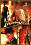 Indiana Jones Quadrilogy Box 4DVD pakiet 4 filmów Harrison Ford w sklepie internetowym Ukarola.pl