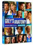 Grey's Anatomy - Season 8 [DVD] Chirurdzy sezon ósmy w sklepie internetowym Ukarola.pl