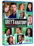 Grey's Anatomy Season 9 [DVD] Chirurdzy sezon dziewiąty w sklepie internetowym Ukarola.pl