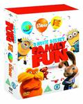 Dr Seuss' The Lorax / Despicable Me / Hop (Triple Pack) [DVD] w sklepie internetowym Ukarola.pl