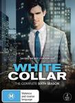 Biały kołnierzyk / White Collar - Season 6 - DVD sezon szósty w sklepie internetowym Ukarola.pl