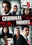 Zabójcze umysły Criminal Minds - Season 5 [DVD] w sklepie internetowym Ukarola.pl
