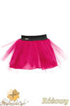 MA049 Tiulowa spódniczka dziecięca baletnica - różowa w sklepie internetowym Cudmoda