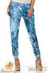 CM0812 Spodnie damskie ze ściągaczami - limitowana kolekcja - model 1 w sklepie internetowym Cudmoda