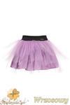 MA049 Tiulowa spódniczka dziecięca baletnica - wrzosowa w sklepie internetowym Cudmoda