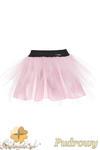 MA049 Tiulowa spódniczka dziecięca baletnica - pudrowa w sklepie internetowym Cudmoda