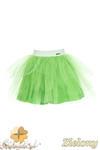 MA049 Tiulowa spódniczka dziecięca baletnica - zielona w sklepie internetowym Cudmoda