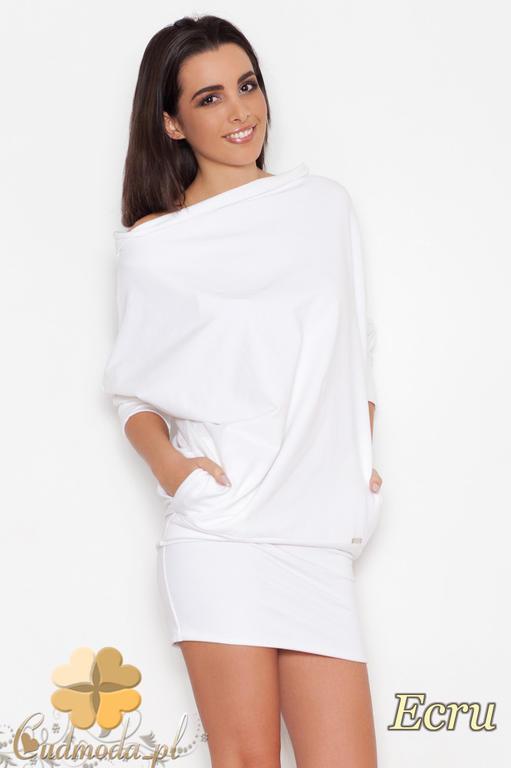 Sukienka tunika nietoperz najtańsze sklepy internetowe