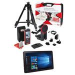 Leica Disto S910 dalmierz laserowy 3D [300m] + TABLET Z WINDOWS 10 + APLIKACJA CAD 2D/3D KOMPLETNY ZESTAW w sklepie internetowym Geosklep