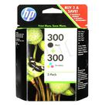 ZESTAW HP CN637EE NO 300 BLACK+COLOR w sklepie internetowym Bestcom