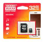 SECURE DIGITAL MICRO  32GB GOODRAM + adapter w sklepie internetowym Bestcom