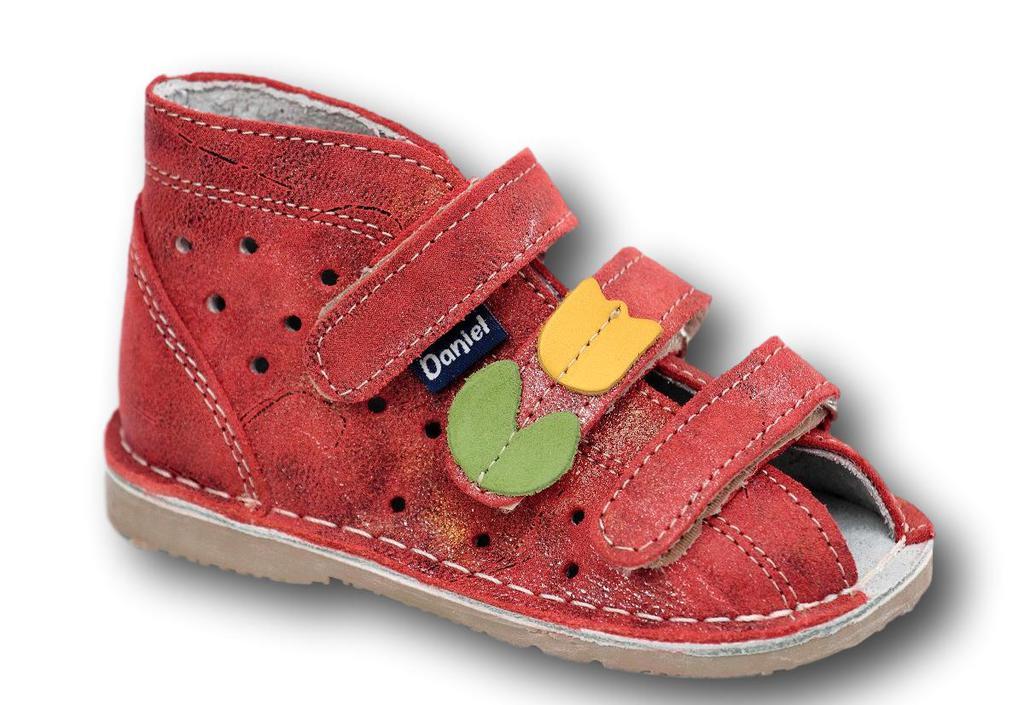 09988d74 Daniel profilaktyczne buty dla dzieci wzór 260/270 kolor brokatowa malina w  sklepie internetowym tomcio. Powiększ zdjęcie